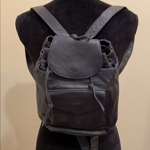 Brand new genuine leather LF backpack